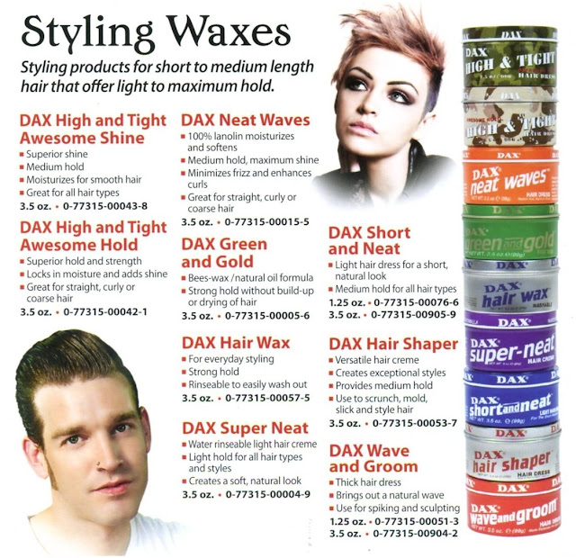 Dax Styling Wax Produkt