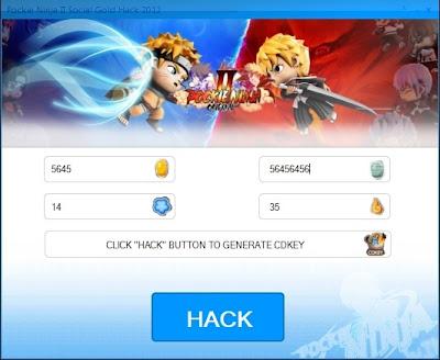 descargar pockie ninja 2 social hack