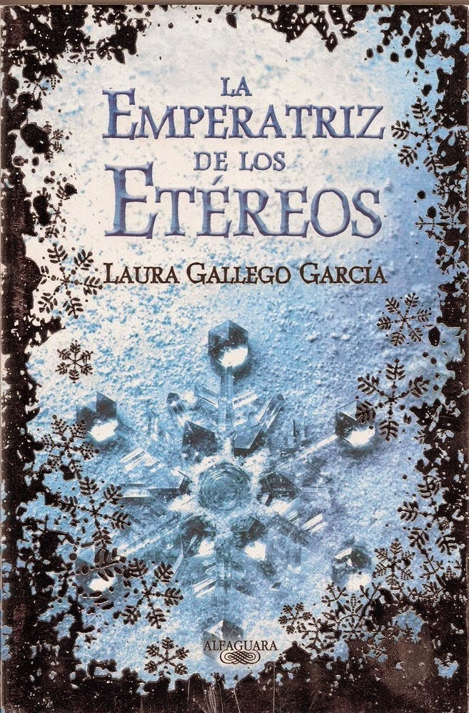 La Emperatriz de los Etéreos - Laura Gallego García