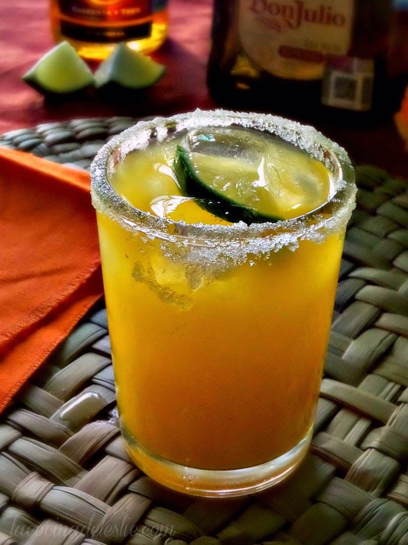 Winter Pomello Margarita Recipes — Dishmaps