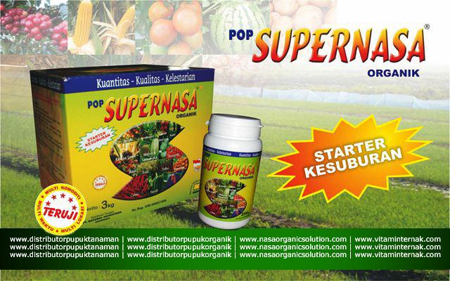 Pupuk Sawit Organik Supernasa
