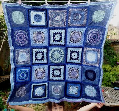 Blanket | Crochet Afghan Pattern
