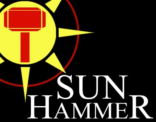 SunHammer: The Adventures of Madison Thornton