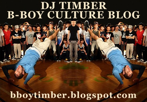 DJ Timber - B-Boy Culture Blog