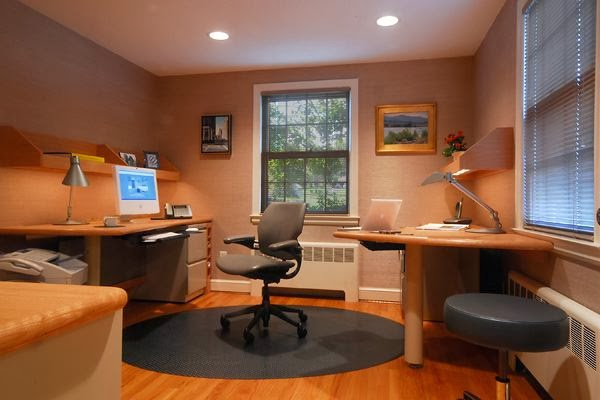 Create Lovely Office in Your Home