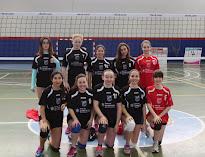 Equipo xuvenil 2014-2015