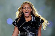 Beyonce Knowles (beyonce super bowl )