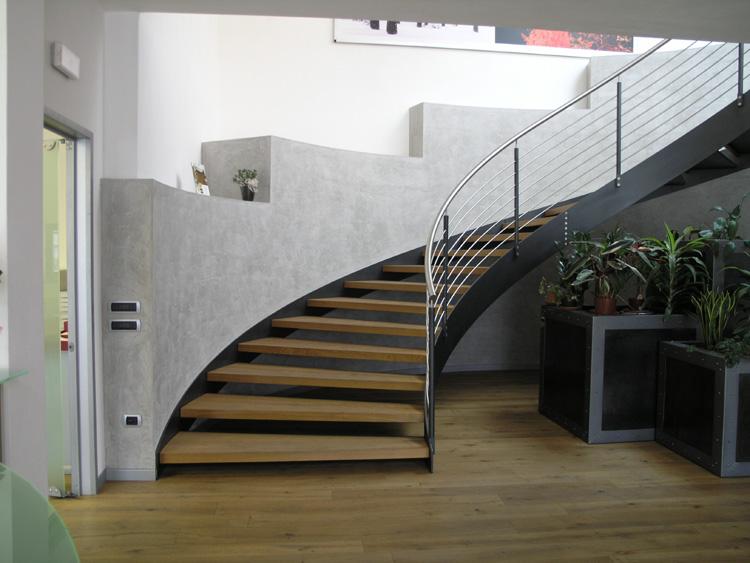 Arredamento e dintorni scale elicoidali - Immagini scale interne ...