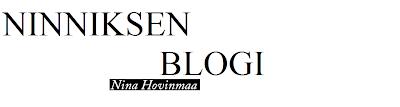 Ninniksen blogi
