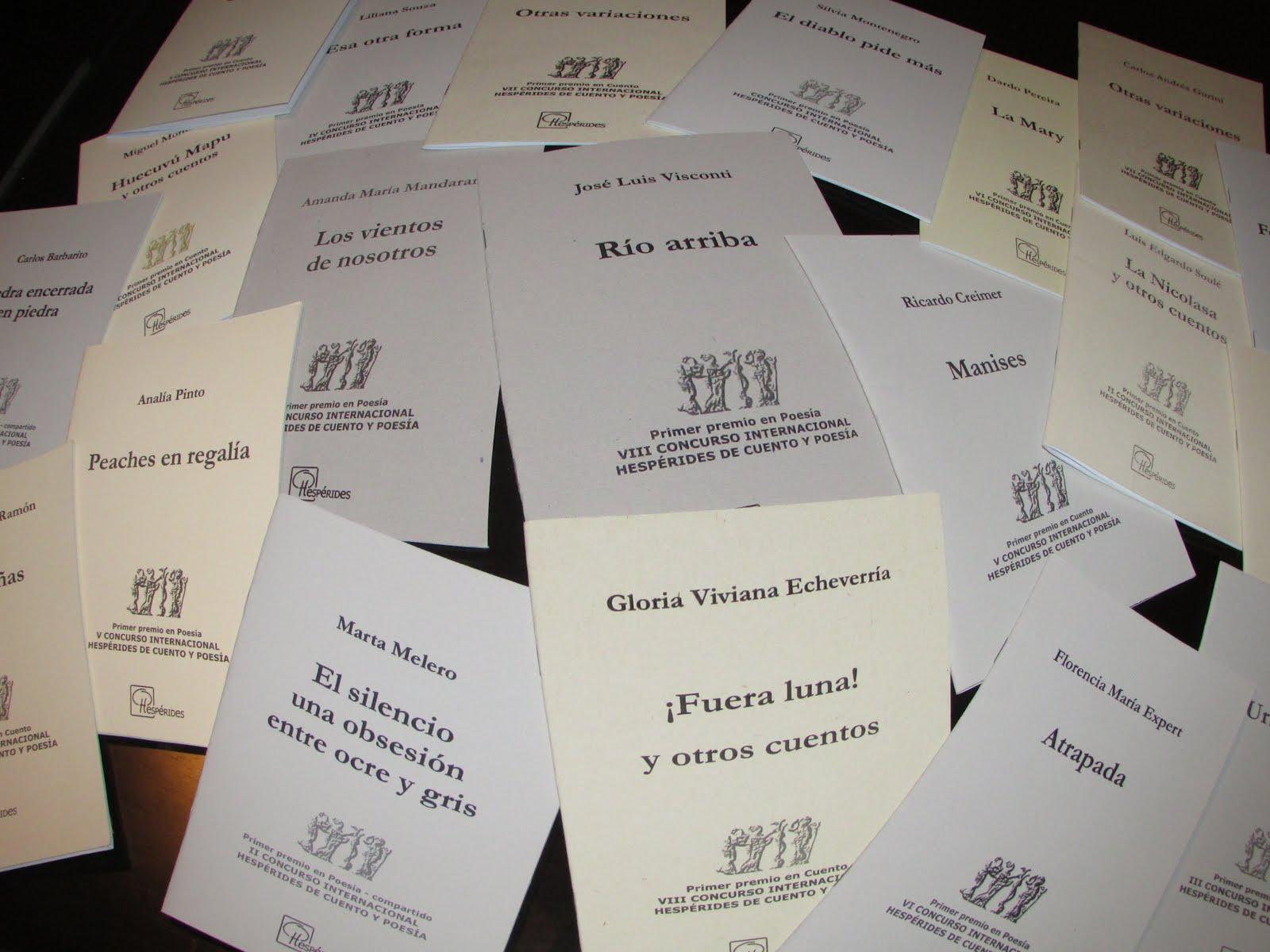 Concurso Internacional Hespérides de Cuento y Poesía