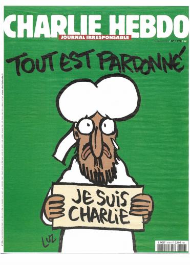 #CharlieHebdo (PDF) em francês