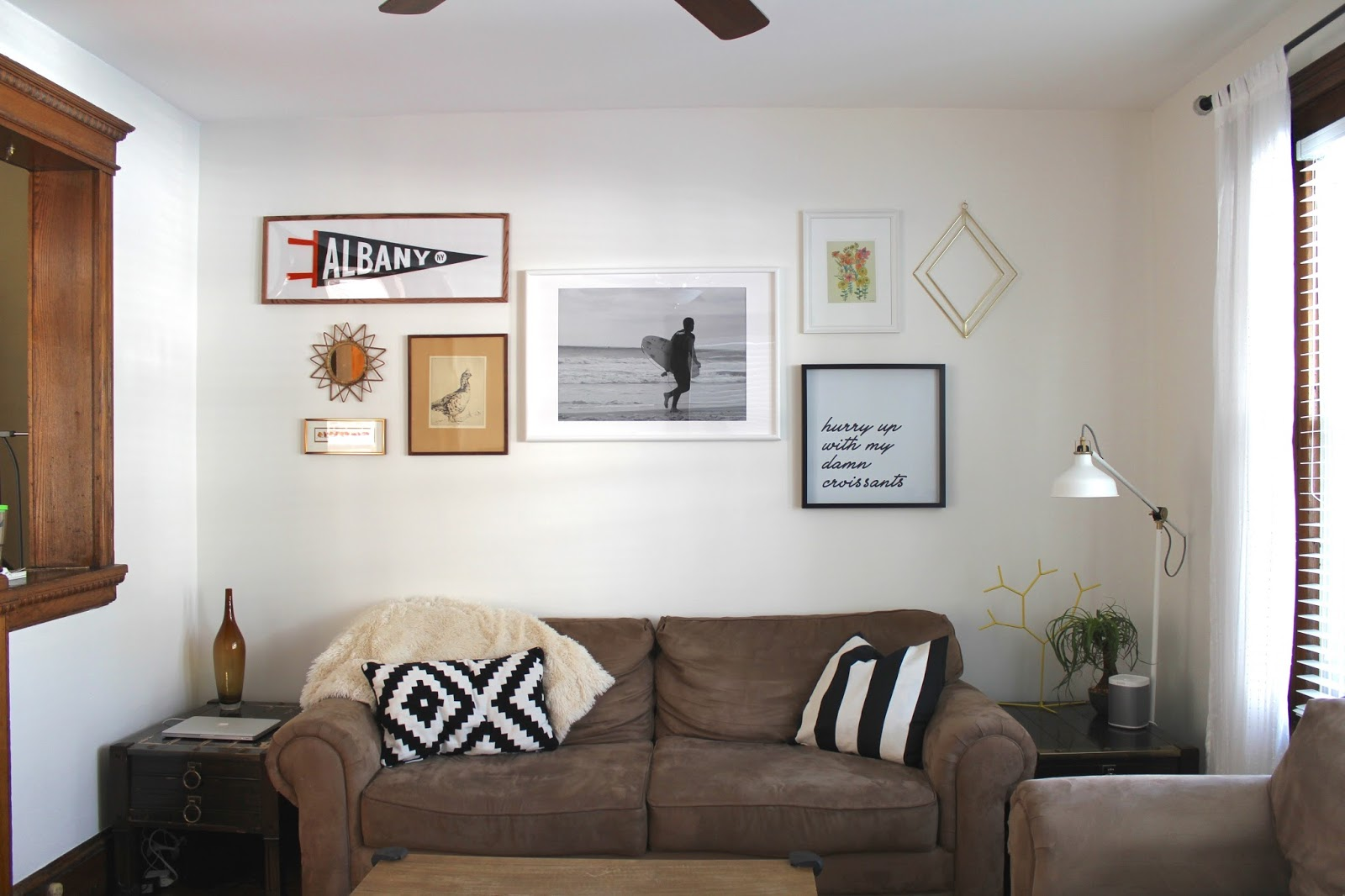 Marissa Says... | A Lifestyle Blog: My living room statement wall