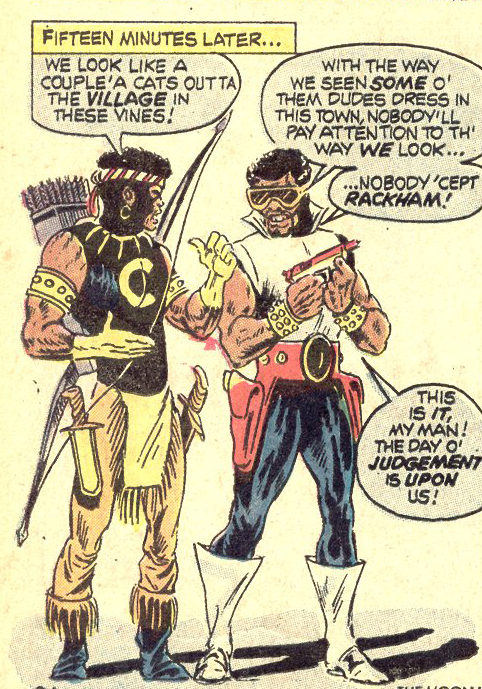 Powerman When There Was Time