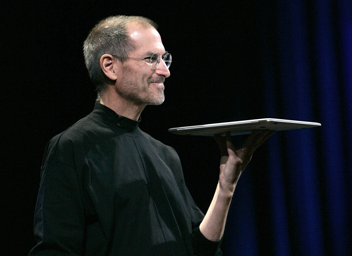 steve jobs assignment by m Steve jobs: an effective approach to leadership  when he started apple computers with his friend steve wozniak in 1976 jobs and  steve jobs used the autocratic.