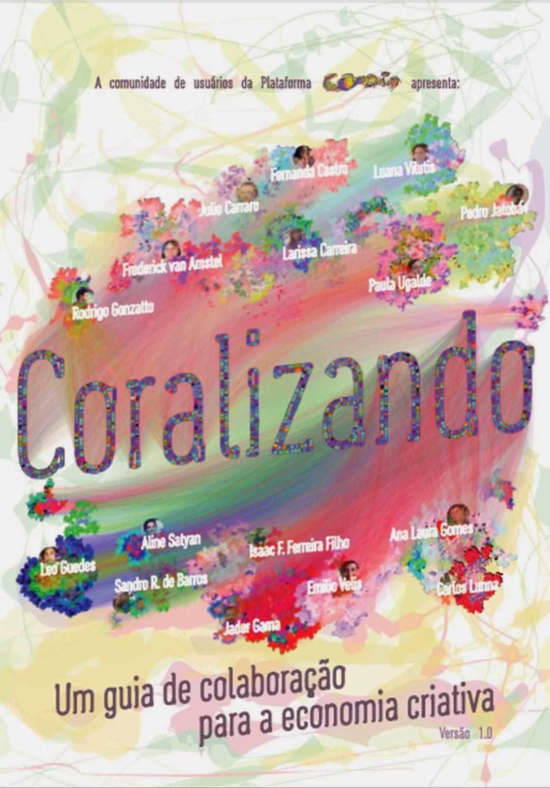 CORALIZANDO: Um Guia de Colaboração para a Economia Criativa
