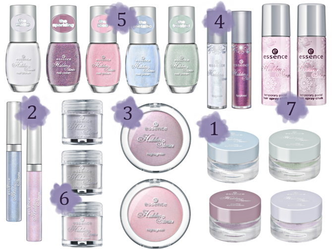 Preview essence Hidden Stories - Limited Edition (LE) - Januar 2015