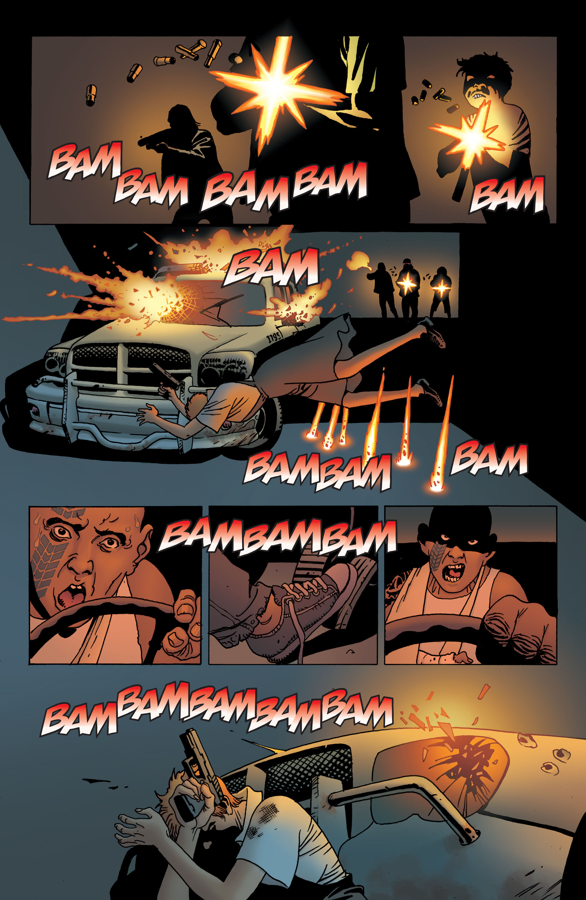 100 Bullets: Brother Lono Full Page 157