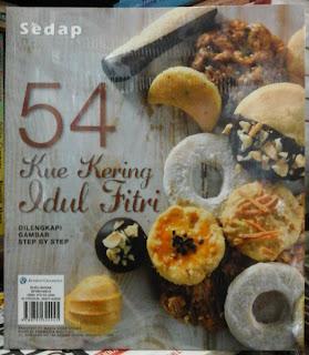 Buku 54 Kue Kering Idul Fitri