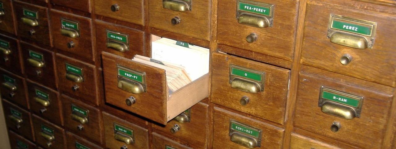 Procesos de oficina otros dispositivos para archivar for Mueble fichero