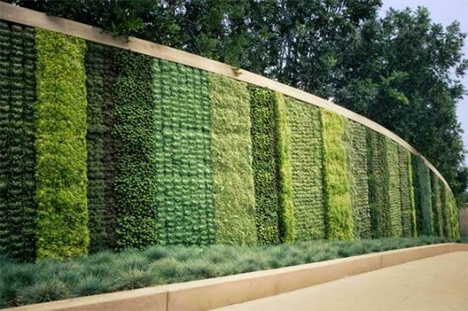 the nice green walls | Vietnam Outdoor Furniture