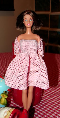 Free Crochet Pattern For Barbie And Ken Crochet Tutorials