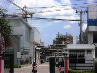 Pembangunan Aston Hotel Cirebon by mrz