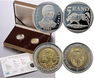 How to sell R5 Mandela coin for R50000