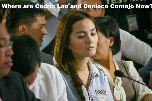 Where are Cedric Lee and Deniece Cornejo Now