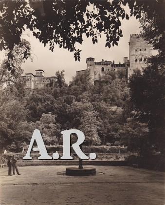 Colecci n de fotograf a antigua 10 a os fotograf a de for Jardin de la reina granada