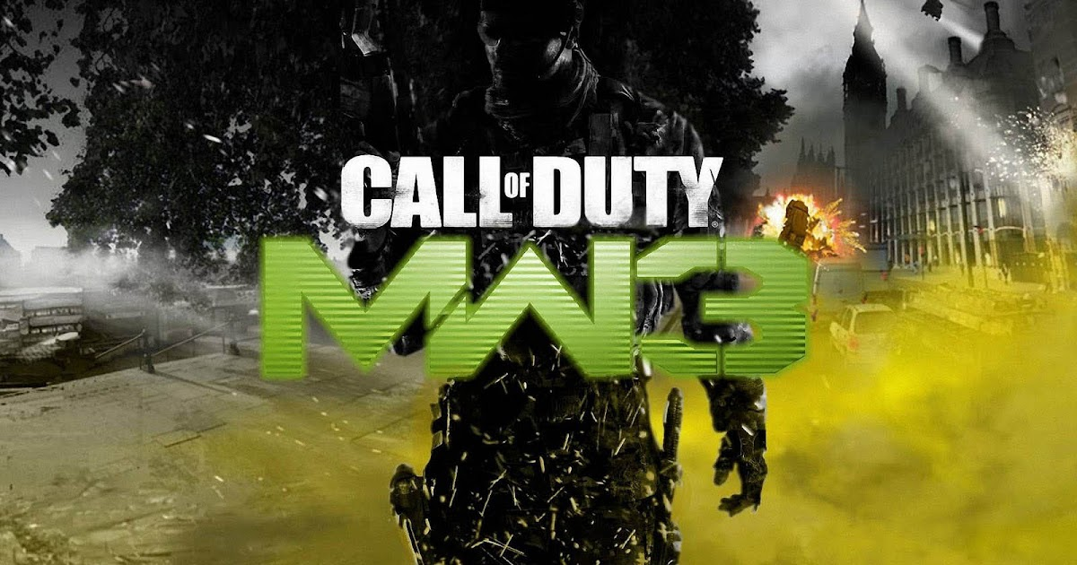 Call Of Duty Modern Warfare 3 Game Wallpapers