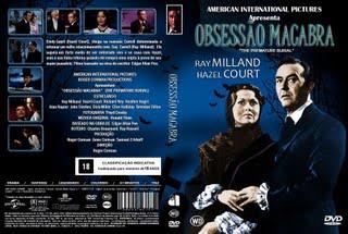 OBSESSÃO MACABRA (1962) - REMASTERIZADO