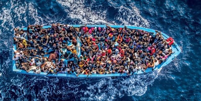 MEDITERRANEO E MIGRANTI: UN EVENTO EPOCALE!