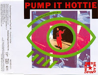 Redhead Kingpin & The F.B.I - Pump It Hottie (Promo CDM) (1989)