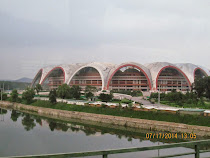 World's Largest Stadium by seating capacity, Rungnado May Day Stadium, Pyongyang, North Korea