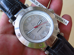 GUESS COLLECTION WHITE DIAL