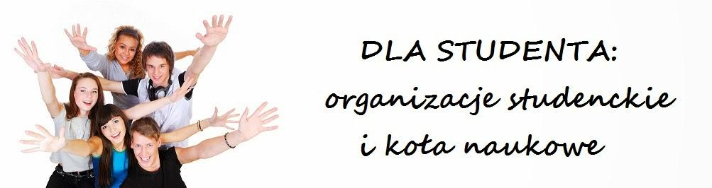 koła naukowe, organizacje studenckie
