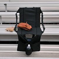 Take a Seat Anywhere Personalized Stadium Chair