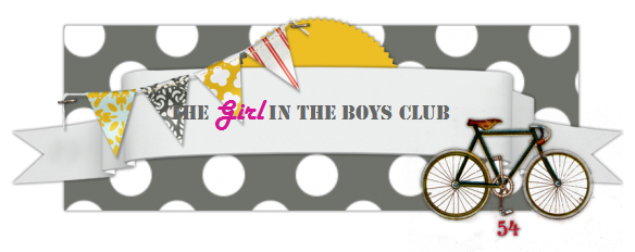 The Girl In The Boys Club