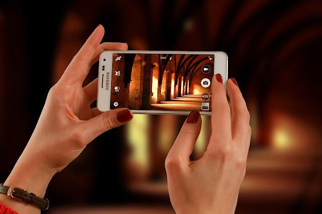 Teknik Pengambilan Gambar Menggunakan Kamera Ponsel