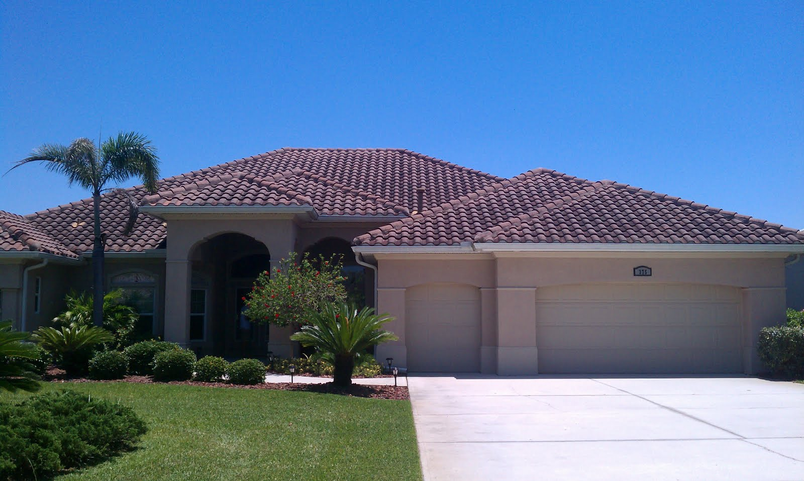 Beacon Roof Exterior Cleaning Tile Roof Cleaning