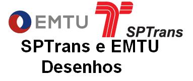 SPTrans e EMTU Desenhos