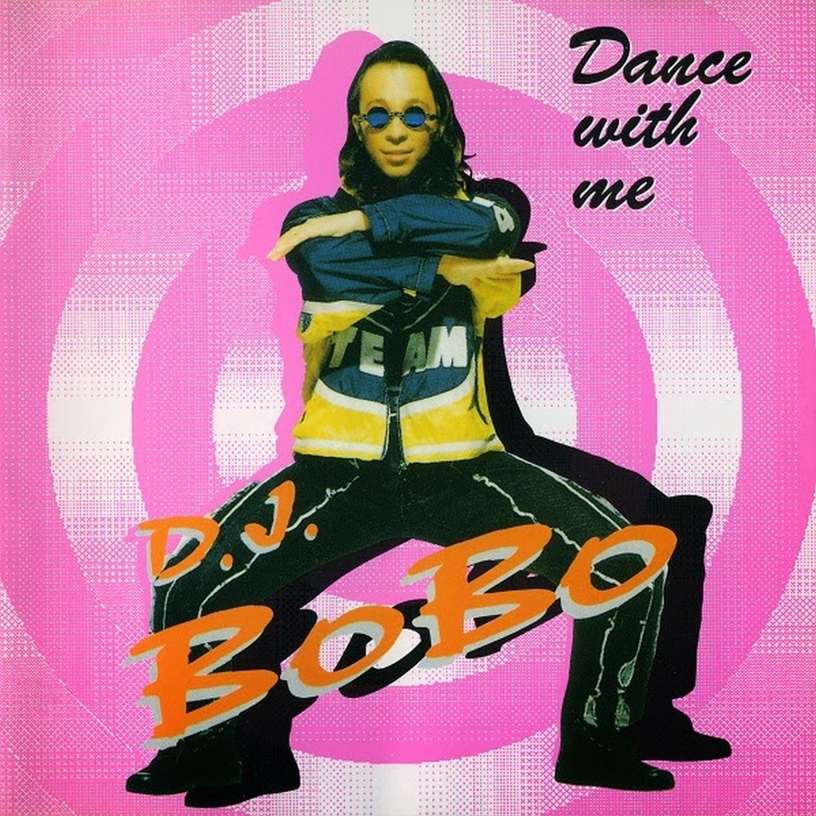 dance vs house dj bobo dance with me cd album 1993. Black Bedroom Furniture Sets. Home Design Ideas