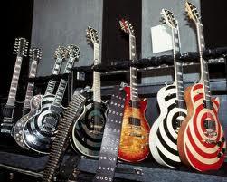 Hot Guitar Girls AllstarsZakk Wylde Dean Guitars