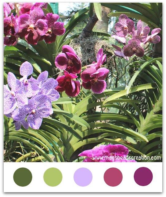 Color Inspiration Photo - magsbeadscreation.com