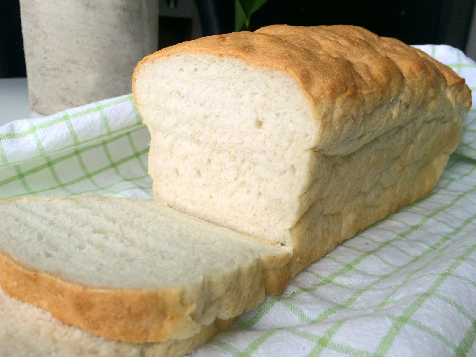 glutenfritt bröd utan mjölmix