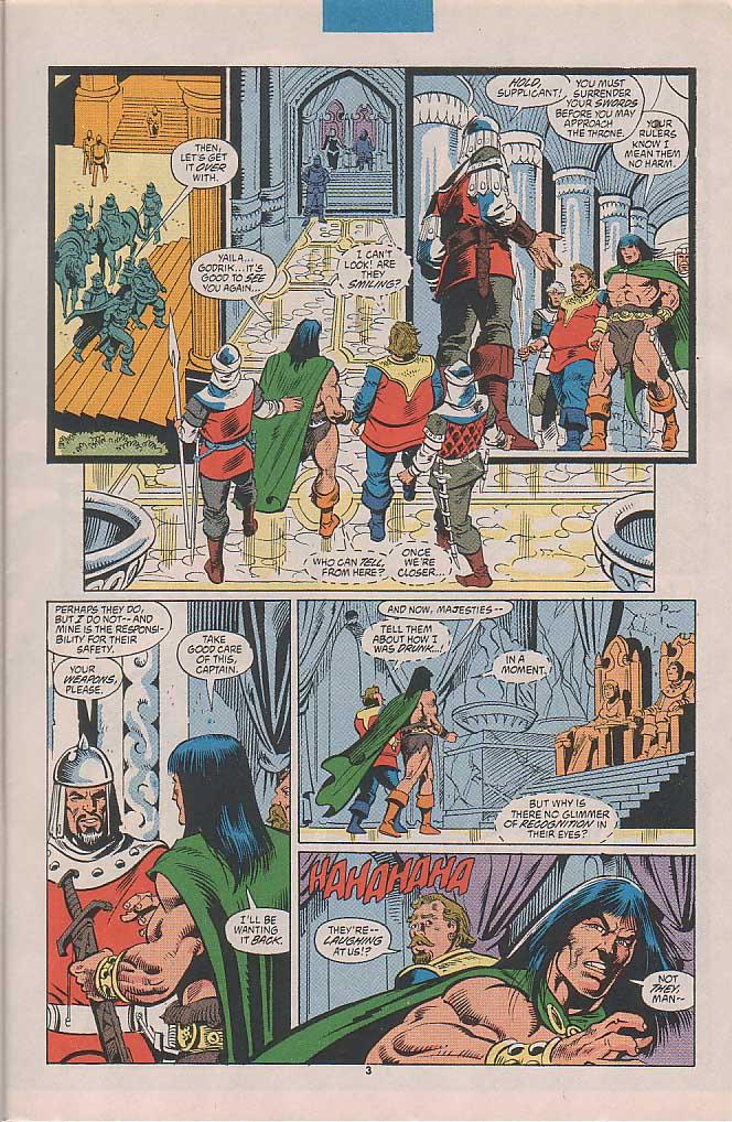 Conan the Barbarian (1970) Issue #253 #265 - English 4