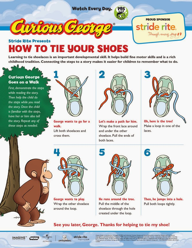 Tie Your Shoes Song For Kids
