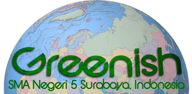 Greenish SMA Negeri 5 Surabaya