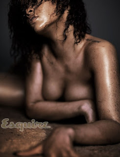 Rihanna Esquire Magazine Photoshoot