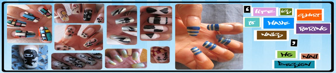 HG Nail Designs 